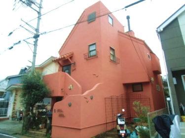 茅ヶ崎市 外壁塗装・ウッドデッキリフォーム事例