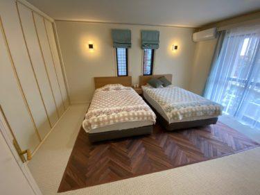 藤沢市 A様邸 快適安眠の寝室を作る